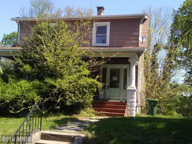 3026 Overland Avenue, Baltimore, MD 21214 (#BA10227496) :: Provident Real Estate