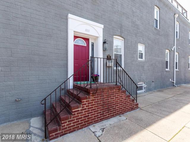 800 Ellwood Avenue S, Baltimore, MD 21224 (#BA10230073) :: Jim Bass Group of Real Estate Teams, LLC