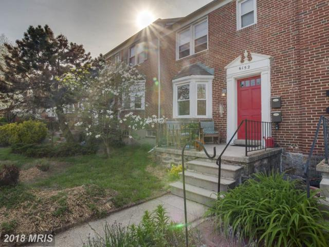 6152 Parkway Drive, Baltimore, MD 21212 (#BA10230335) :: The MD Home Team