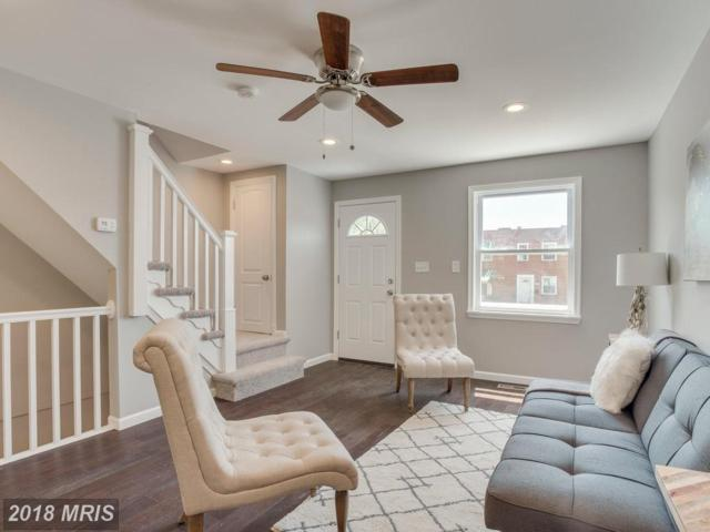 1002 43RD Street, Baltimore, MD 21211 (#BA10230360) :: The MD Home Team