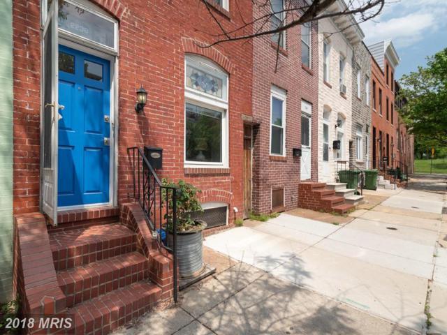 2236 Bank Street, Baltimore, MD 21231 (#BA10230413) :: SURE Sales Group