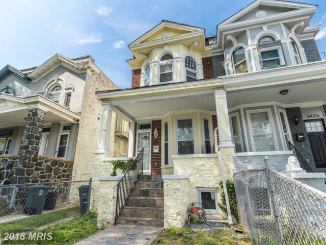 3428 Mondawmin Avenue, Baltimore, MD 21216 (#BA10232226) :: Dart Homes