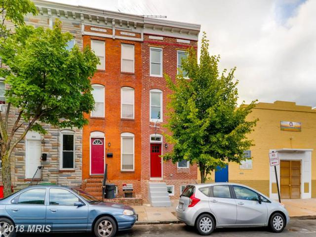 226 Montford Avenue, Baltimore, MD 21224 (#BA10232682) :: The MD Home Team
