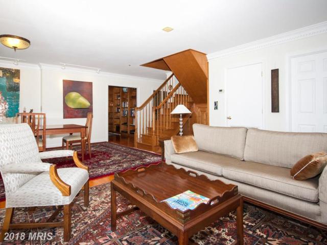 100 Harborview Drive #207, Baltimore, MD 21230 (#BA10232781) :: Dart Homes