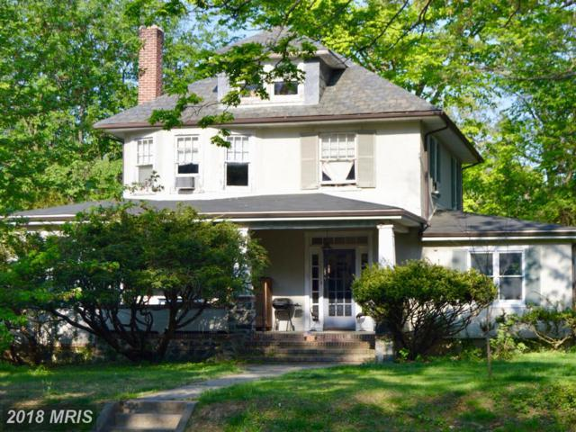 717 Dryden Drive, Baltimore, MD 21229 (#BA10235092) :: The Gus Anthony Team