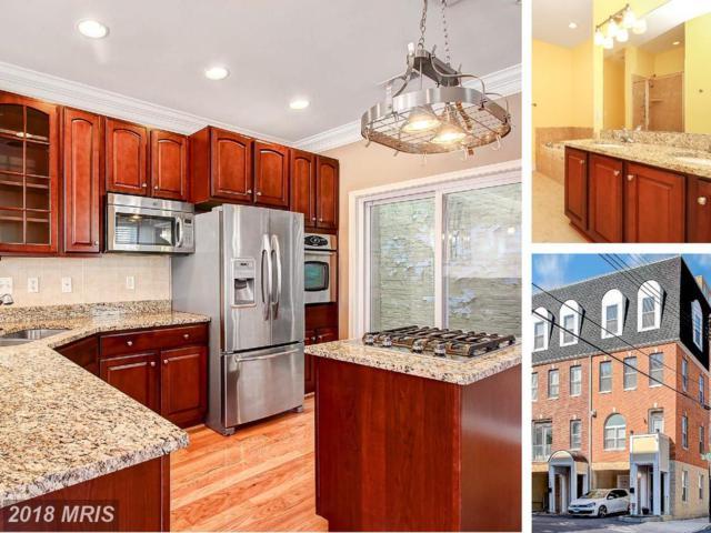 1724 Mount Pleasant Avenue, Baltimore, MD 21231 (#BA10237174) :: Dart Homes