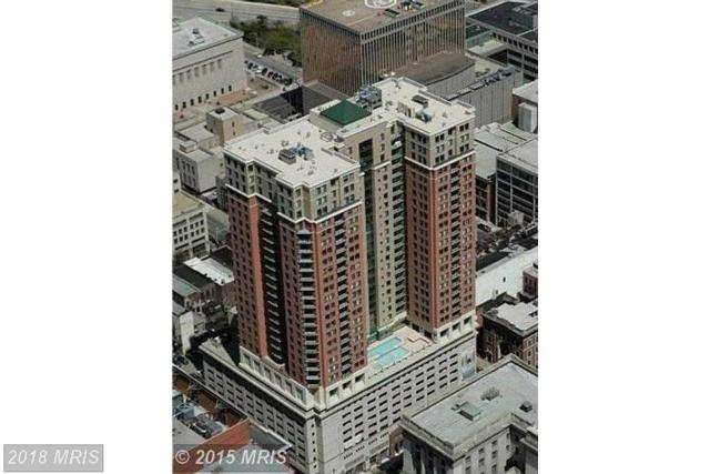414 Water Street #2307, Baltimore, MD 21202 (#BA10238598) :: Dart Homes