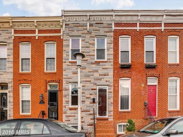 1413 Patapsco Street, Baltimore, MD 21230 (#BA10240046) :: Dart Homes
