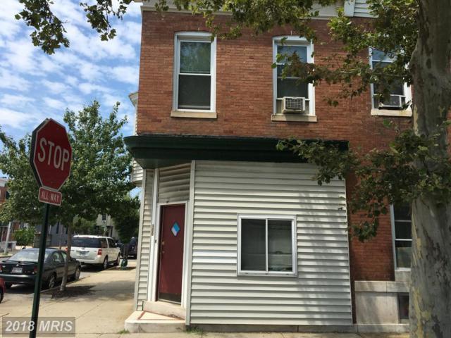 100 East Avenue N, Baltimore, MD 21224 (#BA10240216) :: LoCoMusings