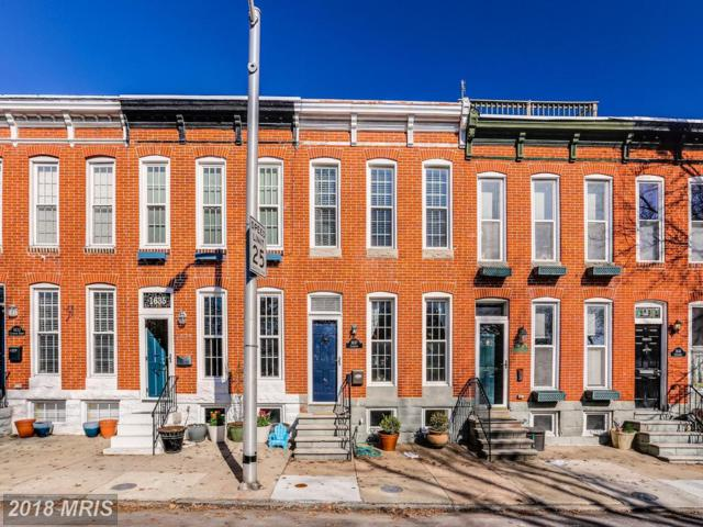 1637 Covington Street, Baltimore, MD 21230 (#BA10240764) :: Dart Homes