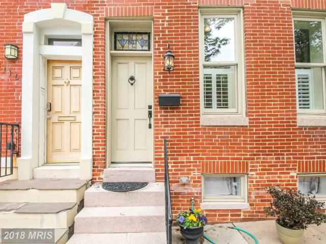 2118 Lombard Street E, Baltimore, MD 21231 (#BA10241297) :: SURE Sales Group