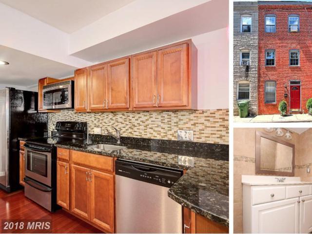 410 Regester Street S, Baltimore, MD 21231 (#BA10241342) :: Dart Homes