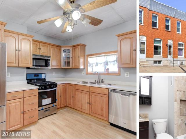 608 Newkirk Street S, Baltimore, MD 21224 (#BA10241972) :: The Withrow Group at Long & Foster