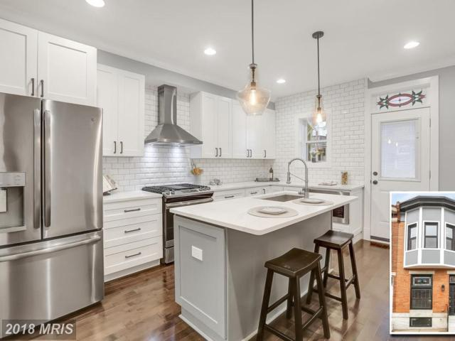 704 Ellwood Avenue S, Baltimore, MD 21224 (#BA10243650) :: Circadian Realty Group