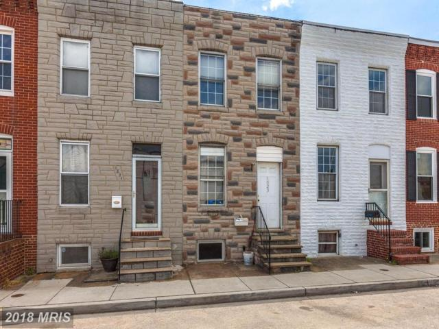 1823 Hanover Street, Baltimore, MD 21230 (#BA10244112) :: The Sebeck Team of RE/MAX Preferred