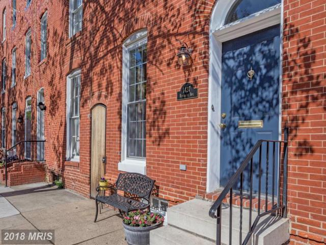 1437 Riverside Avenue, Baltimore, MD 21230 (#BA10244276) :: The Miller Team