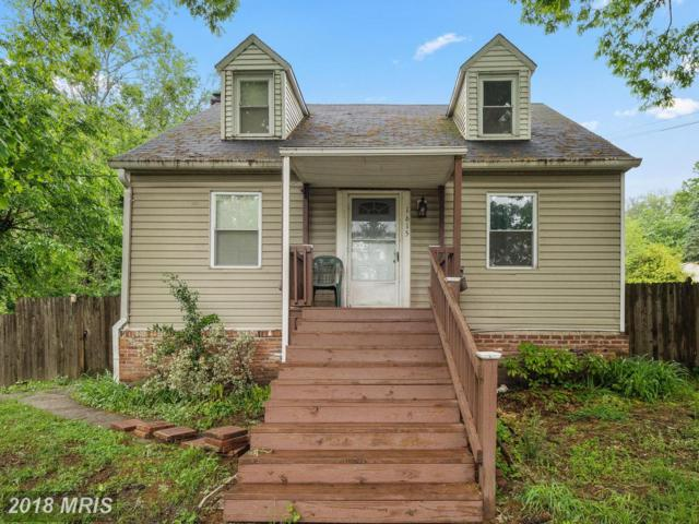 1615 Sexton Street, Baltimore, MD 21230 (#BA10244519) :: The Sebeck Team of RE/MAX Preferred