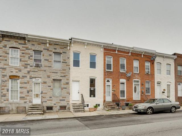 1172 Washington Boulevard, Baltimore, MD 21230 (#BA10244797) :: The MD Home Team