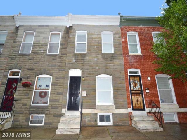 152 Decker Avenue N, Baltimore, MD 21224 (#BA10245736) :: The Sebeck Team of RE/MAX Preferred