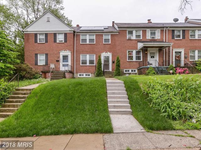 1021 Lake Avenue, Baltimore, MD 21212 (#BA10245877) :: Frontier Realty Group