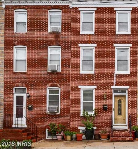 909 Barre Street, Baltimore, MD 21230 (#BA10247086) :: The Sebeck Team of RE/MAX Preferred