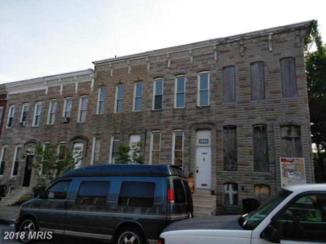 1926 Division Street, Baltimore, MD 21217 (#BA10247954) :: Berkshire Hathaway HomeServices