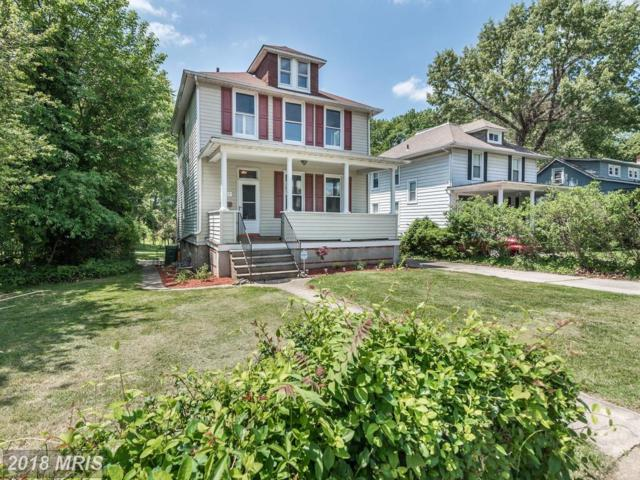 2705 Woodsdale Avenue, Baltimore, MD 21214 (#BA10248016) :: The MD Home Team