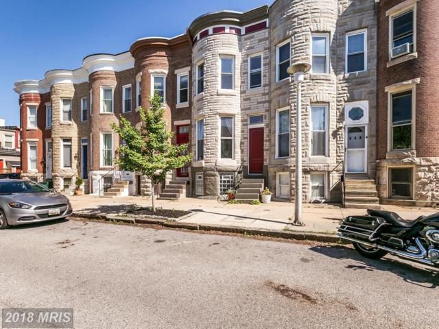 830 Wellington Street, Baltimore, MD 21211 (#BA10248250) :: Advance Realty Bel Air, Inc