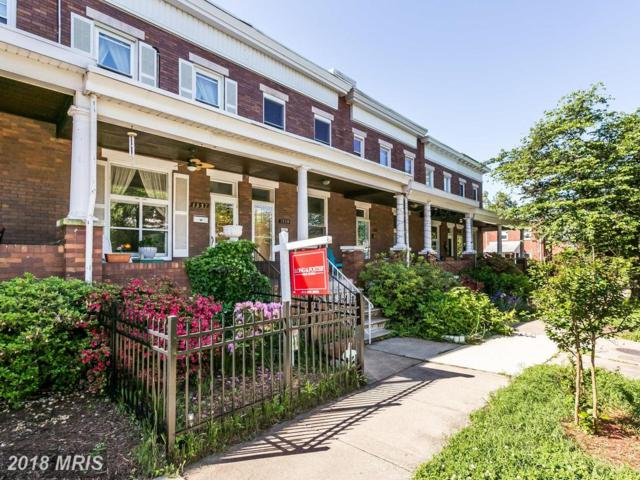 1357 Weldon Avenue, Baltimore, MD 21211 (#BA10248267) :: Advance Realty Bel Air, Inc