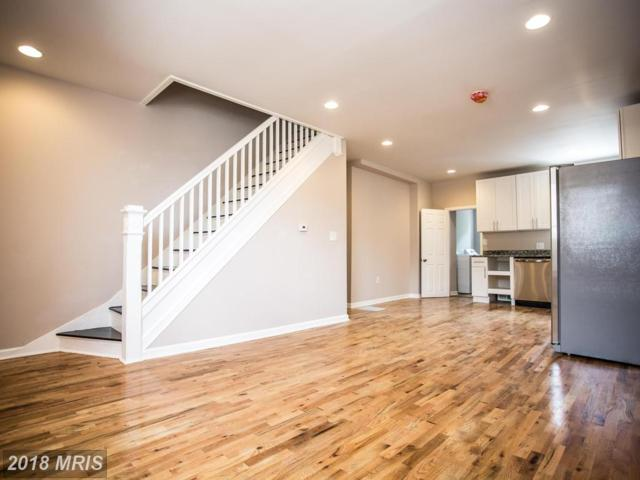 613 Clinton Street, Baltimore, MD 21205 (#BA10248640) :: Wes Peters Group