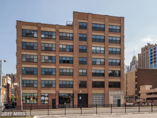 234 Holliday Street #406, Baltimore, MD 21202 (#BA10248950) :: SURE Sales Group