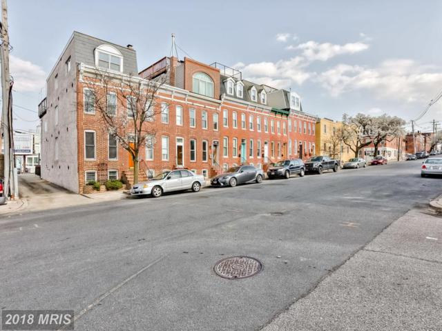 1341 Jackson Street, Baltimore, MD 21230 (#BA10249158) :: SURE Sales Group