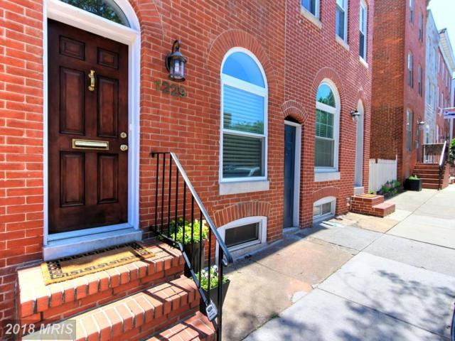 1229 Battery Avenue, Baltimore, MD 21230 (#BA10250413) :: The Dailey Group