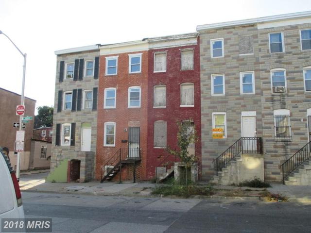 114 Monroe Street S, Baltimore, MD 21223 (#BA10250602) :: ExecuHome Realty