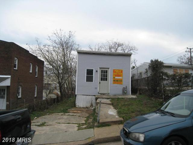1503 Filbert Street, Baltimore City, MD 21226 (#BA10250609) :: ExecuHome Realty