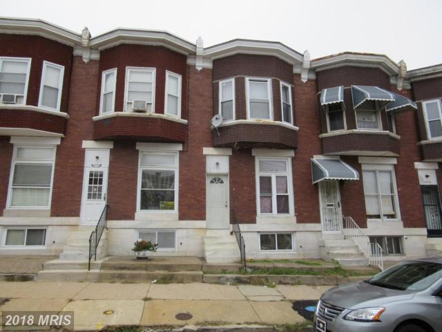 2828 Harlem Avenue, Baltimore, MD 21216 (#BA10250633) :: ExecuHome Realty