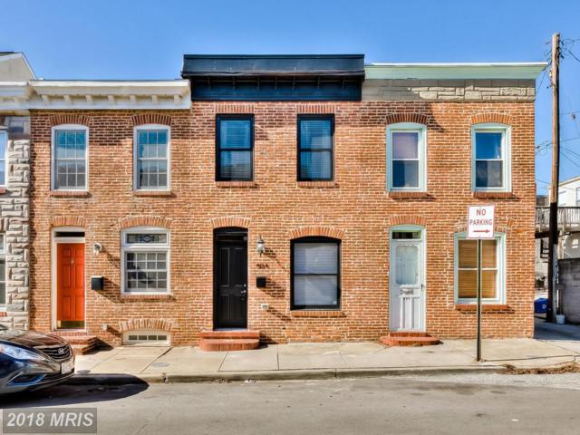 904 Curley Street S, Baltimore, MD 21224 (#BA10250988) :: SURE Sales Group
