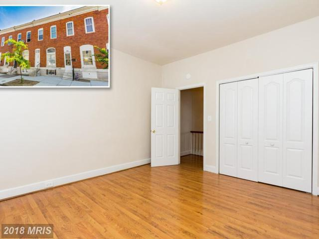 723 Milton Avenue N, Baltimore, MD 21205 (#BA10251571) :: CORE Maryland LLC