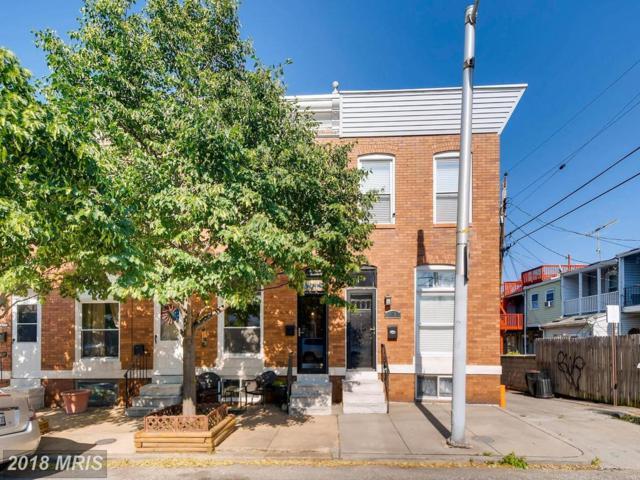 819 Eaton Street S, Baltimore, MD 21224 (#BA10252017) :: SURE Sales Group