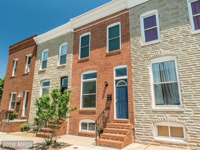 405 S Bouldin Street S, Baltimore, MD 21224 (#BA10252108) :: SURE Sales Group