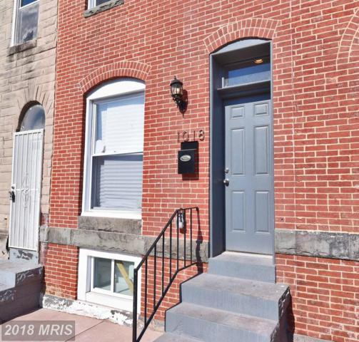 1018 Patterson Park Avenue N, Baltimore, MD 21205 (#BA10252297) :: CORE Maryland LLC