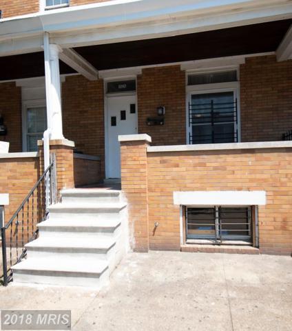 3526 E. Fayette Street, Baltimore, MD 21224 (#BA10252468) :: The Bob & Ronna Group