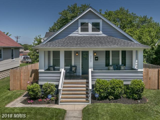 3012 Roselawn Avenue, Baltimore, MD 21214 (#BA10252834) :: The Dailey Group