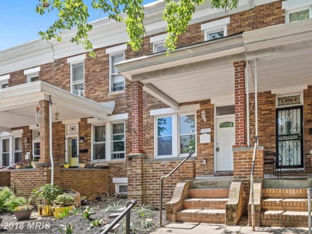 2813 Mayfield Avenue, Baltimore, MD 21213 (#BA10252848) :: The Dailey Group