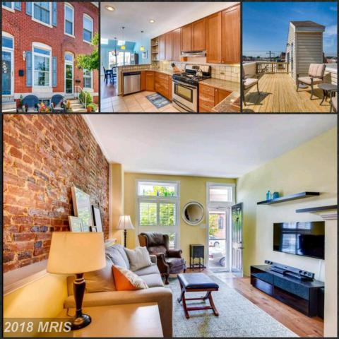 1612 Clement Street E, Baltimore, MD 21230 (#BA10253548) :: The Dailey Group
