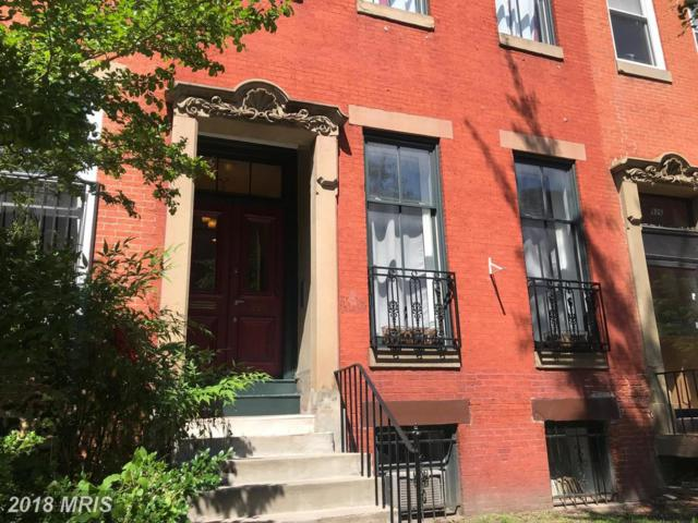 918 Calvert Street N D, Baltimore, MD 21202 (#BA10254147) :: Circadian Realty Group