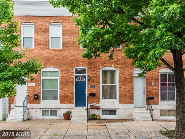 342 Macon Street, Baltimore, MD 21224 (#BA10255780) :: The Withrow Group at Long & Foster
