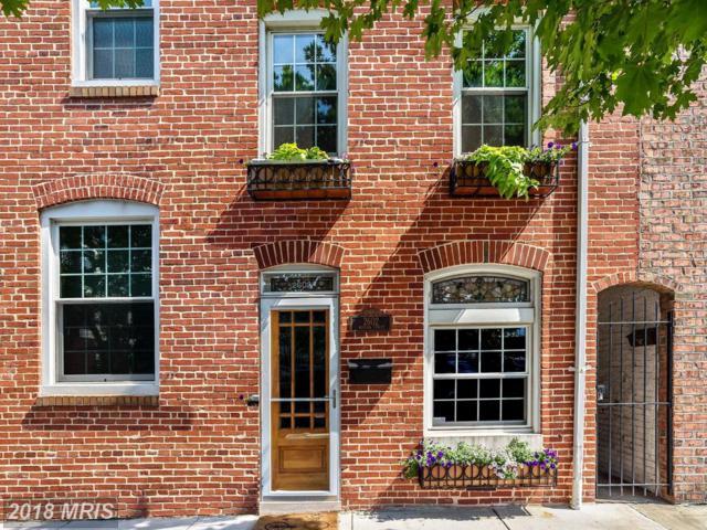 2602 Hudson Street, Baltimore, MD 21224 (#BA10260752) :: Advance Realty Bel Air, Inc