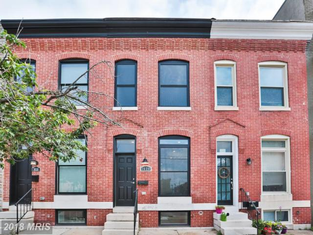 1620 Clement Street, Baltimore, MD 21230 (#BA10262078) :: The Dailey Group