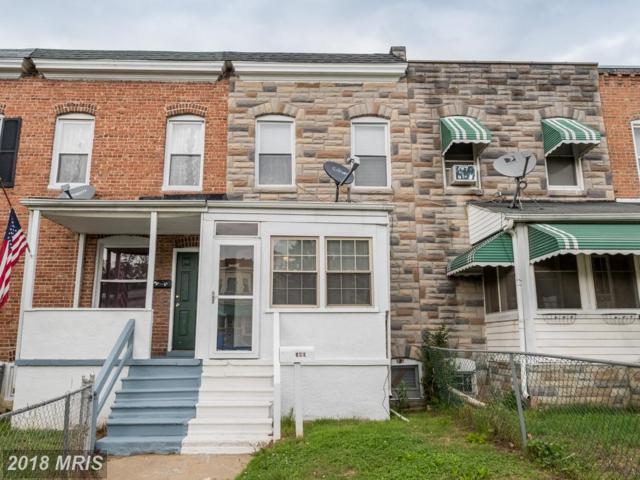 516 Maude Avenue, Baltimore, MD 21225 (#BA10264301) :: RE/MAX Cornerstone Realty